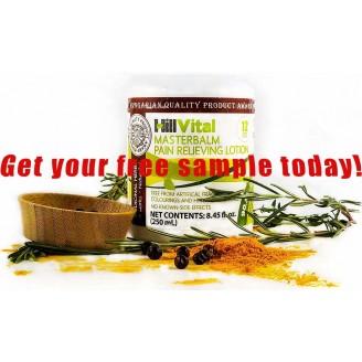 HillVital Herbal Masterbalm Free Sample